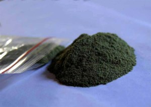 fine kratom powder
