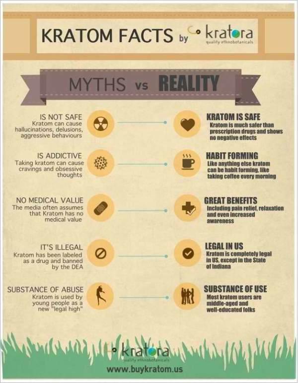 Kratom Infographic